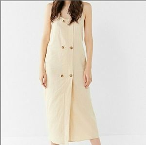 UO double- breasted dress s Small